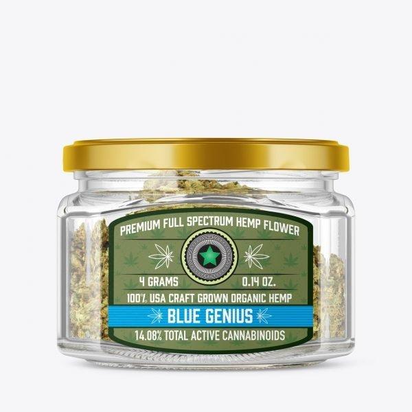 blue genius hemp