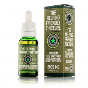 The Helping Friendly Tincture